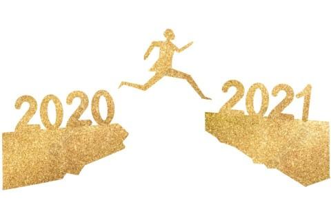 再见2020年,你好2021跨年说说句子大全