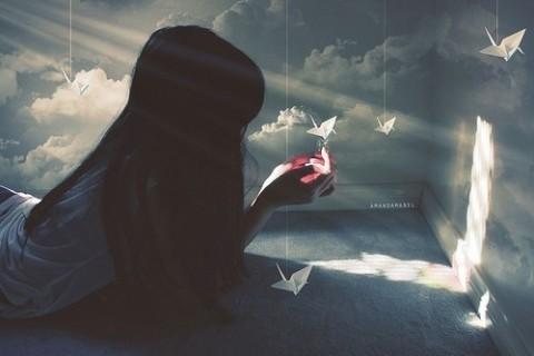 下雨天心情不好的说说,讨厌现在的自己,一无所有,满身疲惫