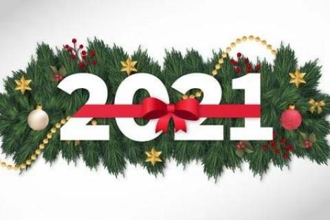 2021元旦送给朋友亲人新年快乐祝福语说说